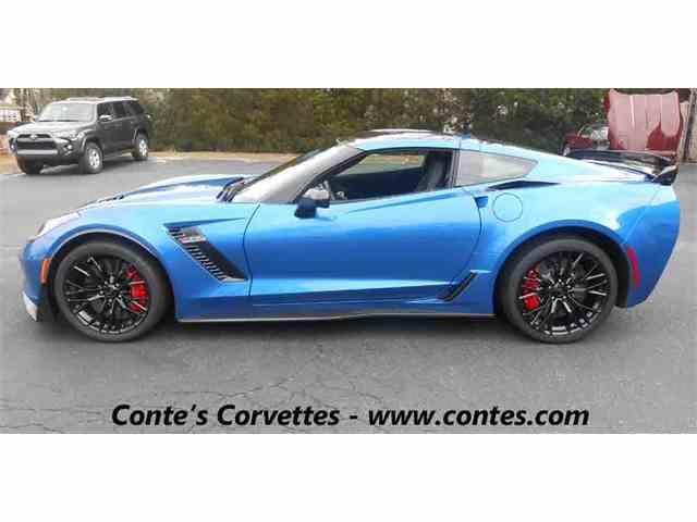 2016 Chevrolet Corvette Z06 Z07 | 947303