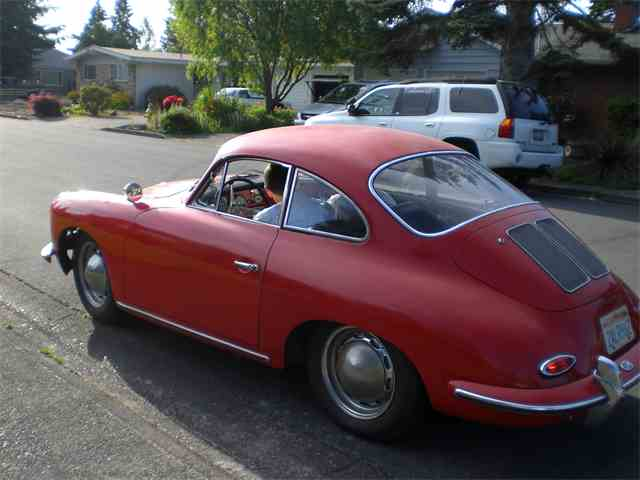 1961 Porsche 356B | 947328