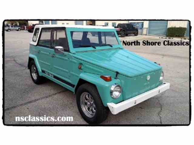 1973 Volkswagen Thing | 947329