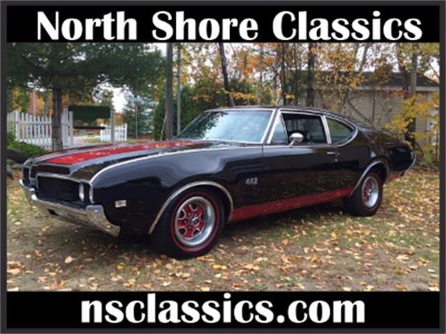 1969 Oldsmobile 442 | 947331