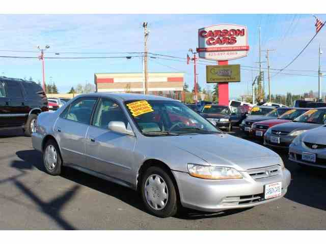 2001 Honda Accord | 947342
