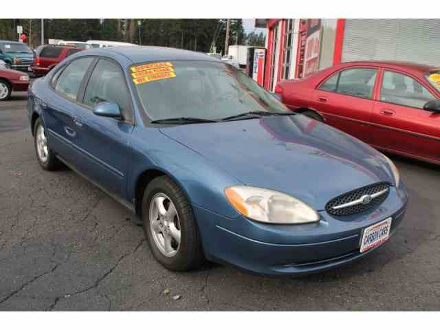 2002 Ford Taurus | 947345