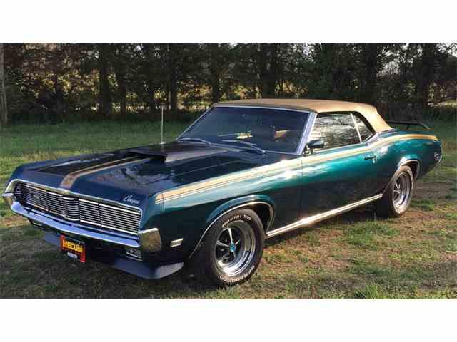 1969 Mercury Cougar XR7 | 947349