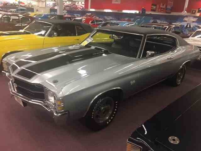 1971 Chevrolet Chevelle | 947350