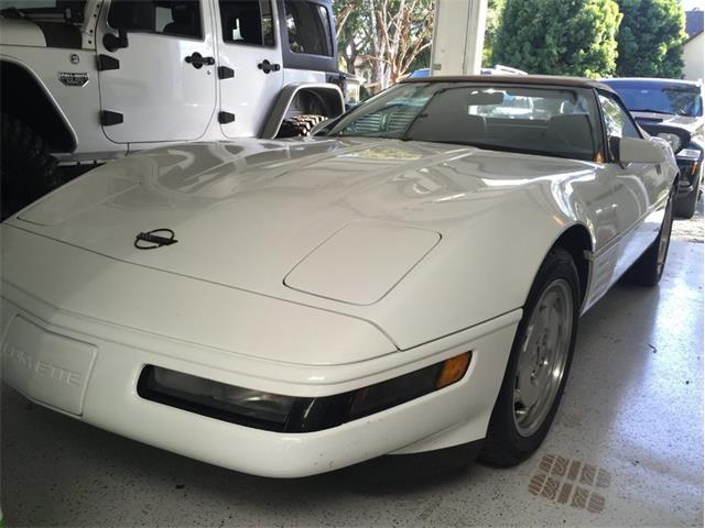 1993 Chevrolet Corvette | 947354