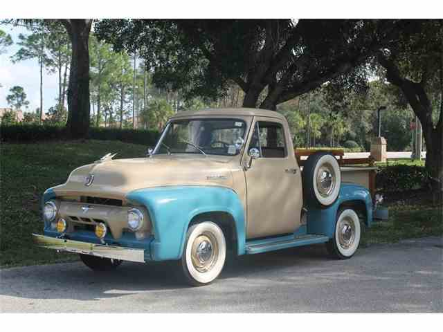 1954 Ford F100 | 947375