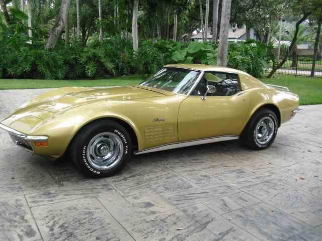 1972 Chevrolet Corvette | 947380