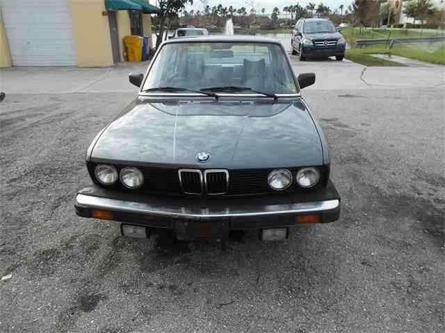 1984 BMW 528e | 947381