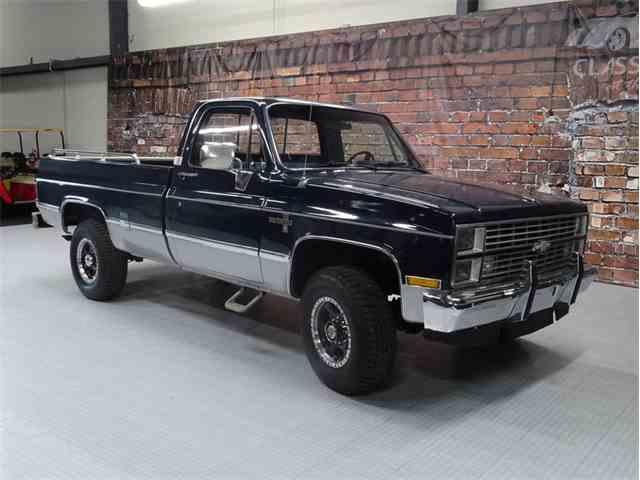 1985 Chevrolet Silverado | 947386