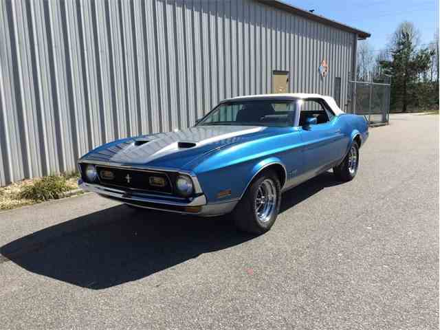 1972 Ford Mustang   947388