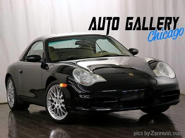 2002 Porsche 911 Carrera | 940739