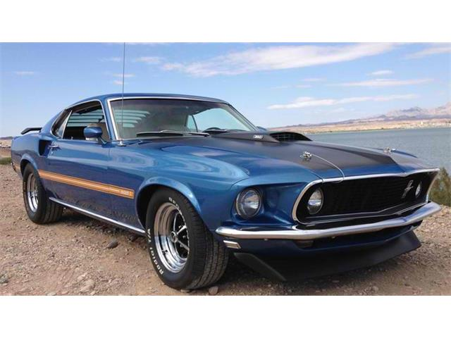 1969 Ford Mustang Mach 1 | 947390