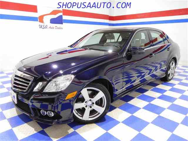2010 Mercedes-Benz E-Class | 947391