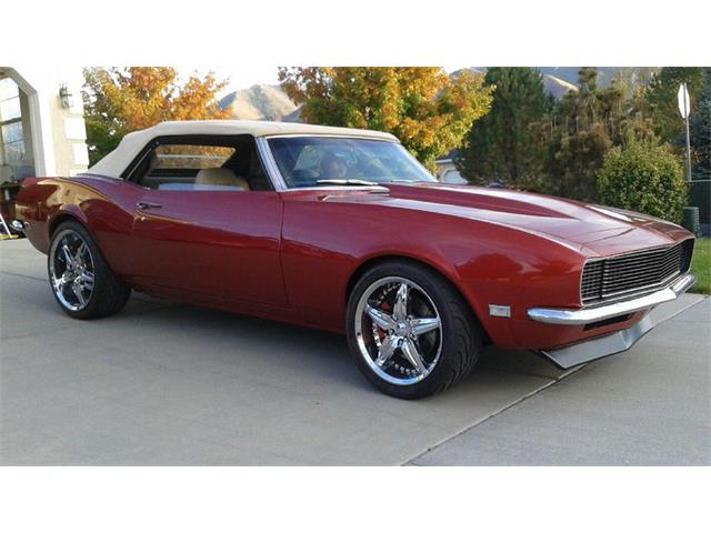 1968 Chevrolet Camaro | 947410