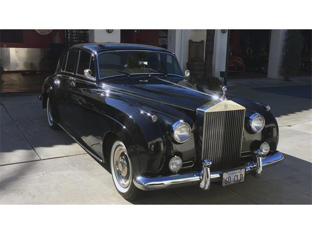 1960 Rolls-Royce Silver Cloud II | 947412