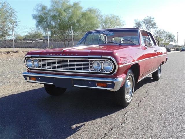 1964 Chevrolet Chevelle Malibu   947413