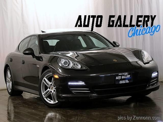 2011 Porsche Panamera | 947429