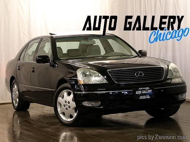 2002 Lexus LS430 | 947434