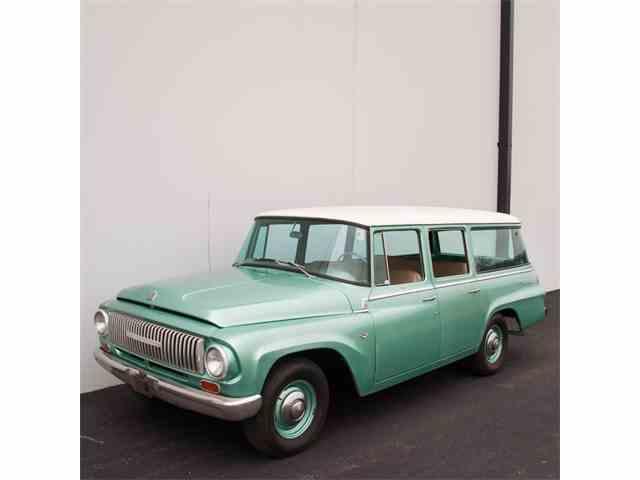 1965 Chevrolet Travelall | 947440