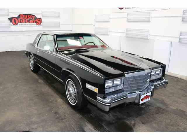 1985 Cadillac Eldorado Biarritz | 947444