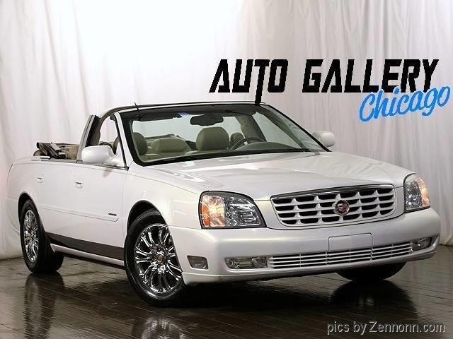 2004 Cadillac DeVille   947445