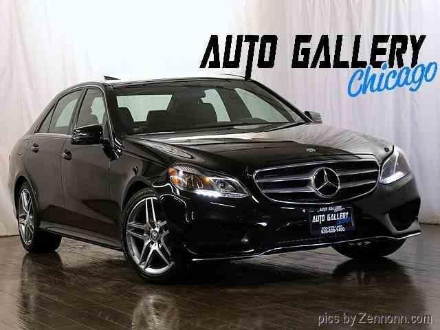 2014 Mercedes-Benz E350 | 947448