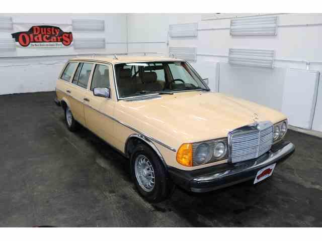 1980 Mercedes-Benz 300TD | 947475