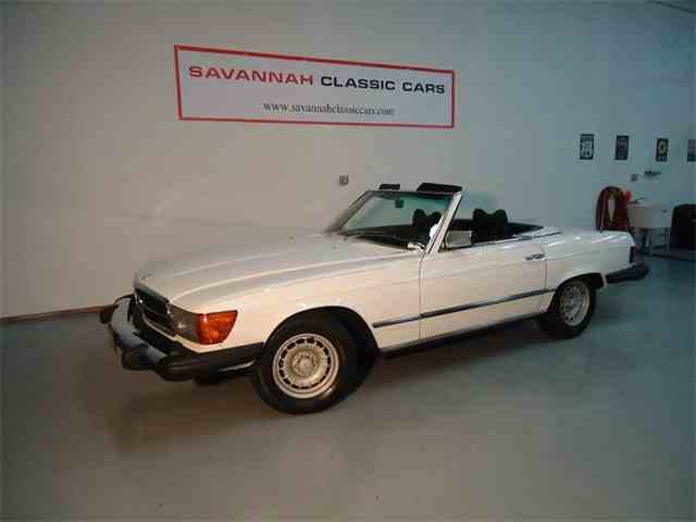 1979 Mercedes-Benz 450SL | 947485