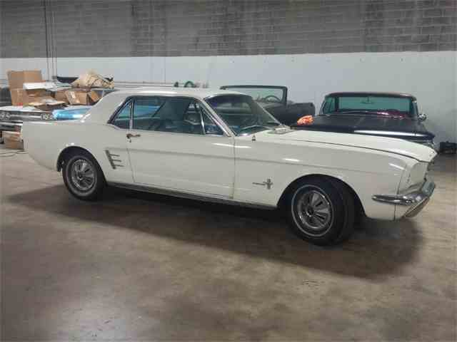1966 Ford Mustang | 947495