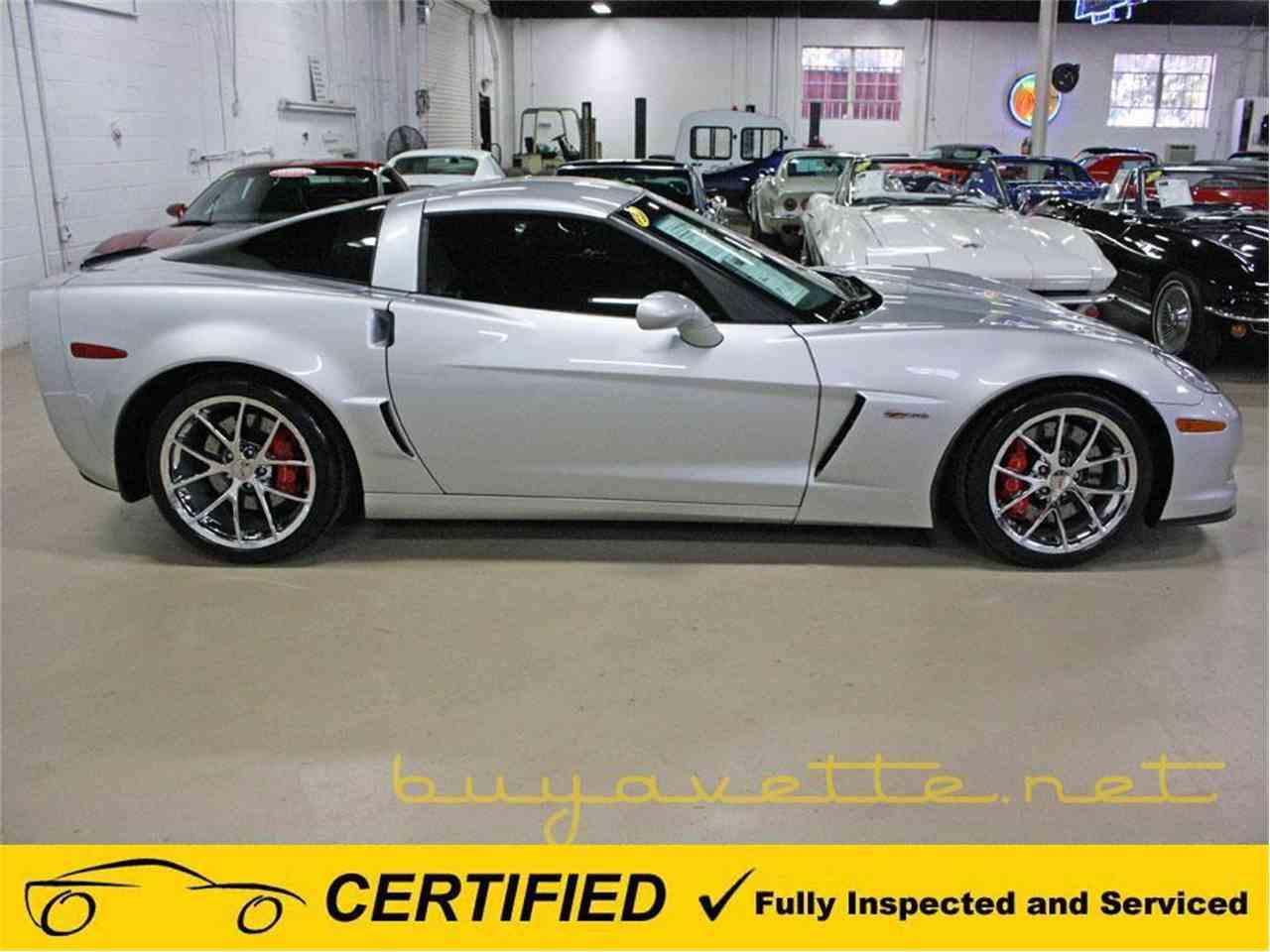 2011 Chevrolet Corvette For Sale Classiccars Com Cc 947500