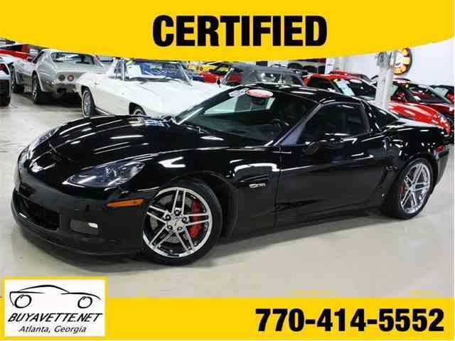 2008 Chevrolet Corvette | 947501
