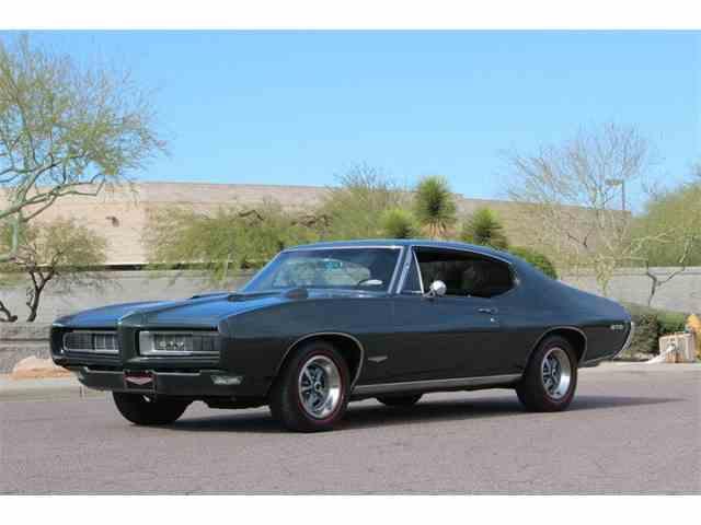 1968 Pontiac GTO | 947504