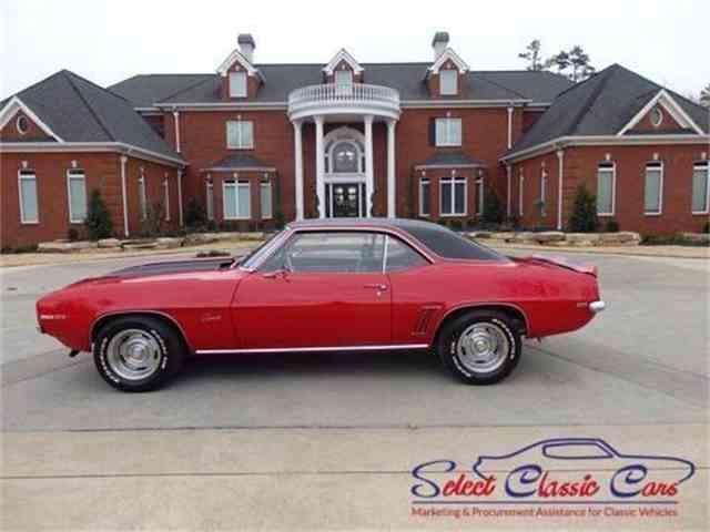 1969 Chevrolet Camaro | 947508