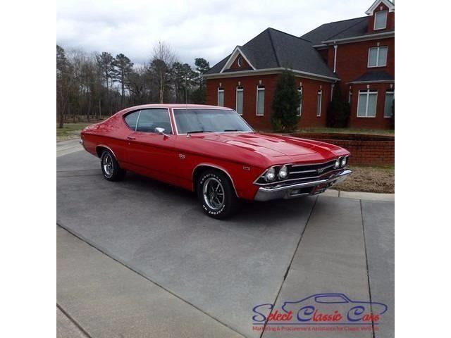 1969 Chevrolet Chevelle | 947509