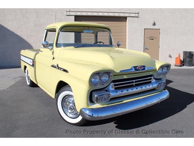 1958 Chevrolet Cameo | 947512