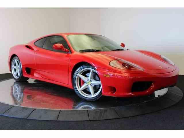 2001 Ferrari 360 | 947519