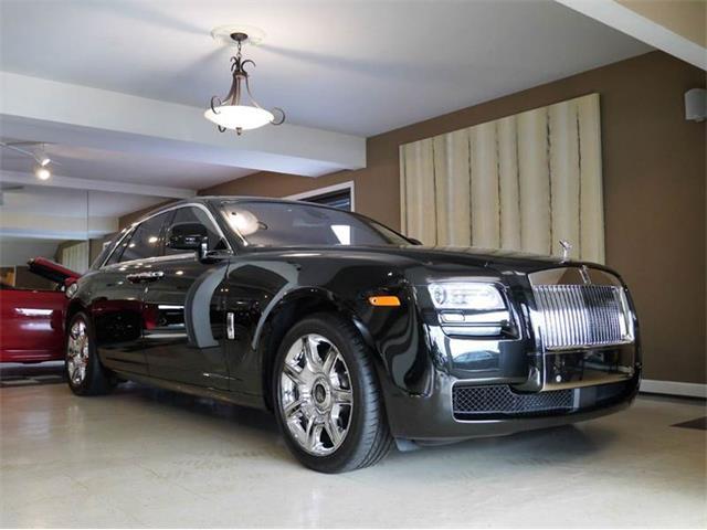 2011 Rolls-Royce Silver Ghost | 940753