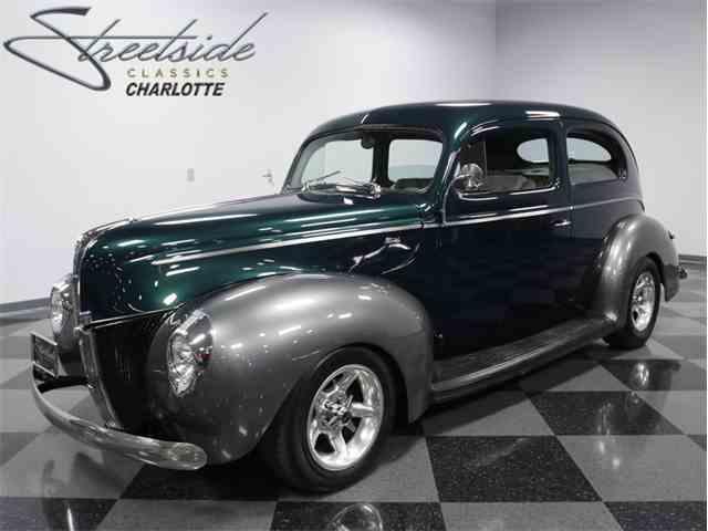 1940 Ford 2-Dr Sedan | 947532
