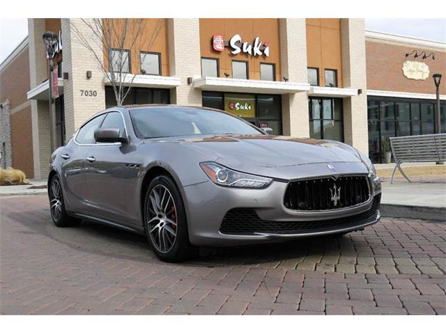 2014 Maserati Ghibli   940754