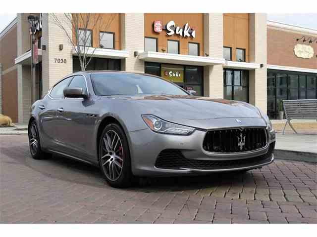 2014 Maserati Ghibli | 940754
