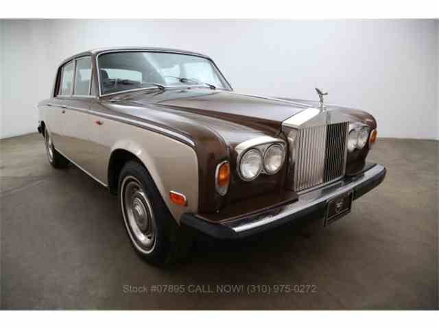 1979 Rolls Royce Silver Shadow II | 947545