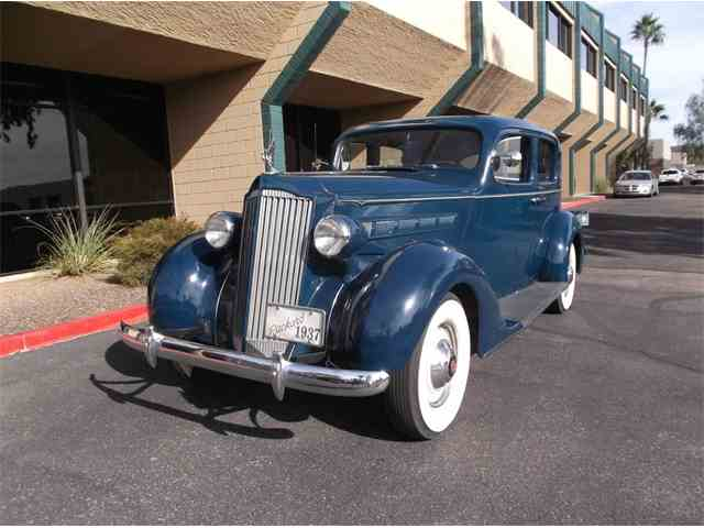 1937 Packard SIX 115-C | 947548