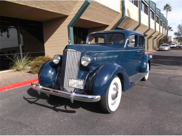 1937 Packard SIX 115-C | 947548