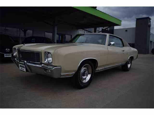1971 Chevrolet Monte Carlo SS | 947549