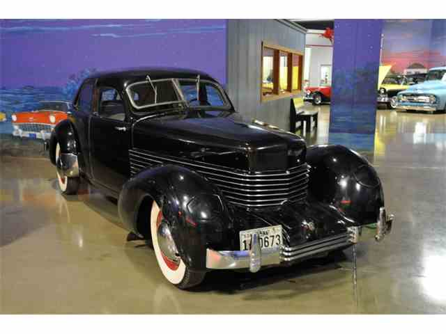 1936 Cord 810 Westchester   947551