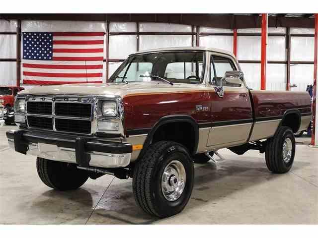 1993 Dodge Ram | 947556