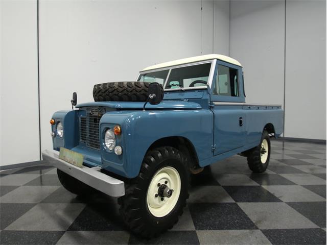 1969 Land rover Series IIA 109 Pickup | 947561