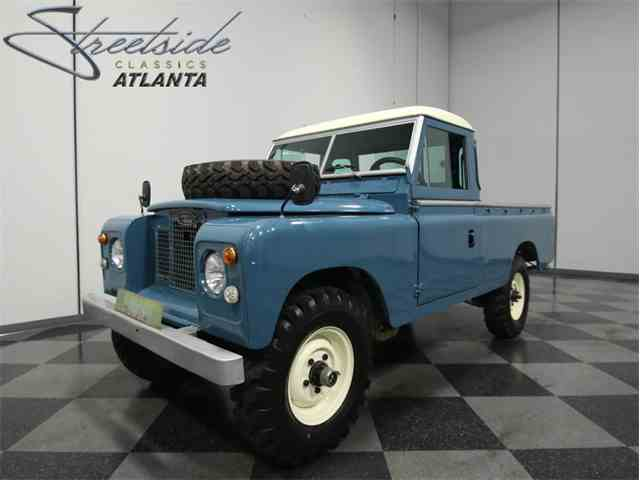 1969 Land rover Series IIA 109 Pickup | 947561