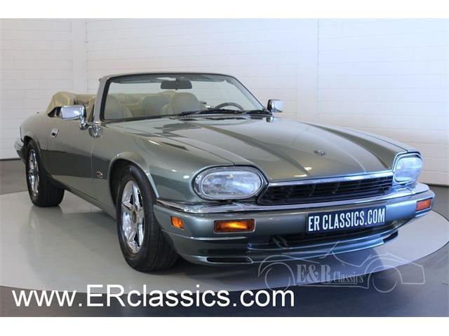 1995 Jaguar XJS   947564