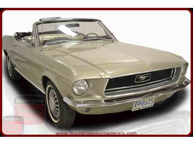 1968 Ford Mustang | 947579